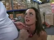 Melissa lauren getting dominated