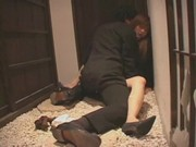 Drunk businesswoman abused after party part 1