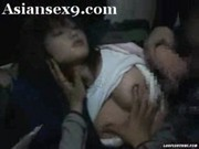 Asian groping 9