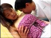 Cute asian seduce big cock…..