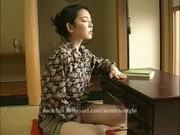 Shy japanese masturbation