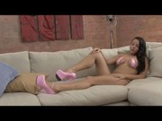 Angie labelle is a new double anal fiend